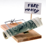 mousetrap with free money