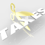 Cut Taxes shutterstock_120256129