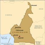 map-cameroon