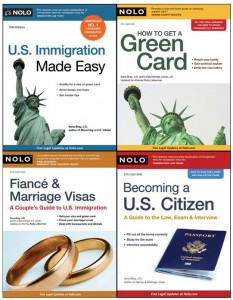 Immigration Books from Nolo